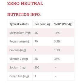 High5 Electrolyte Sports Drink Zero Tabs 20 Stück Neutral